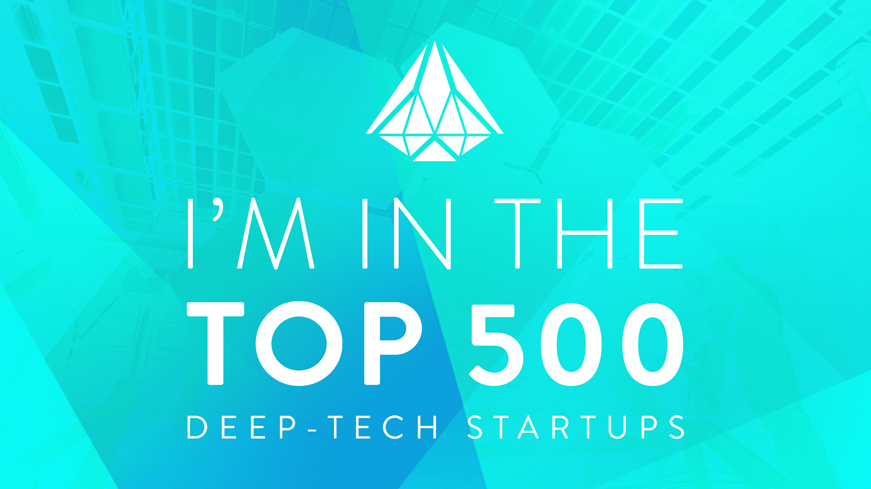 carbon waters top 500 deep-tech startups